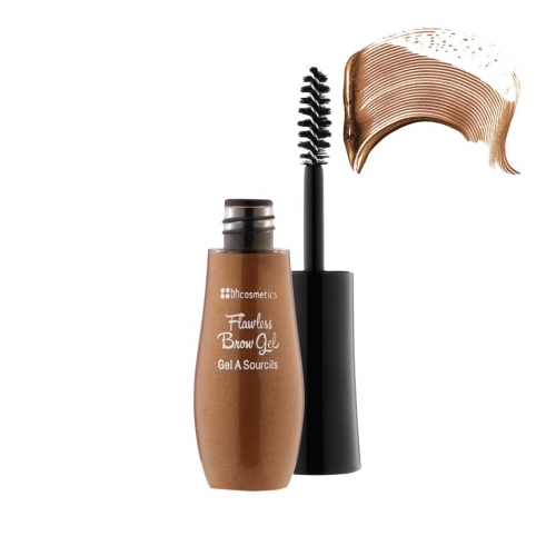 BH Cosmetics - Flawless Brow Gel - Brunette
