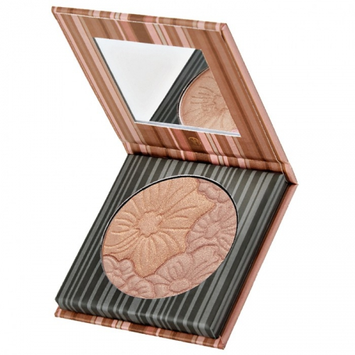BH Cosmetics - Floral Blush - Duo Cheek Color - tvářenka odstín Bahama Bronze